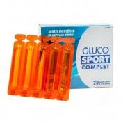 Glucosport complet (20 ampollas bebibles 10 ml)