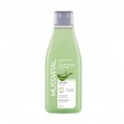 Mussvital gel de baño vit e aloe vera mussvitine (750 ml)