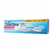 Clearblue plus prueba embarazo