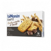 Bimanan pro galletas cereales con chocolate (200 g)