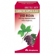 ARKOCAPSULAS VID ROJA 270 mg  CAPSULAS DURAS, 50 cápsulas