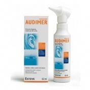 Audimer audiclean solucion (60 ml)