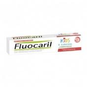 Fluocaril kids 2-6 años (50 ml fresa)