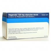 REGENDER 120 mg CAPSULAS DURAS. , 96 cápsulas