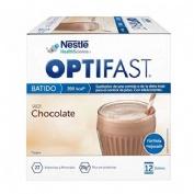 Optifast batido (54 g 9 sobres cacao)