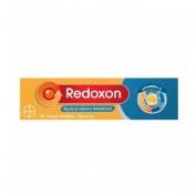 Redoxon doble accion comp efervescentes (15 comprimidos naranja)