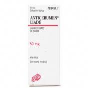 ANTICERUMEN LIADE, 1 frasco de 10 ml