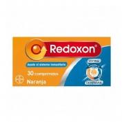 Redoxon doble accion comp efervescentes (30 comprimidos naranja)